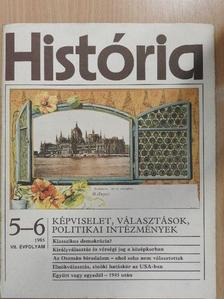 Balogh Sándor - História 1985/5-6. [antikvár]