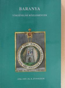 Blazovich László - Baranya 1996-1997. [antikvár]