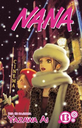Yazawa Ai - NANA 13. kötet