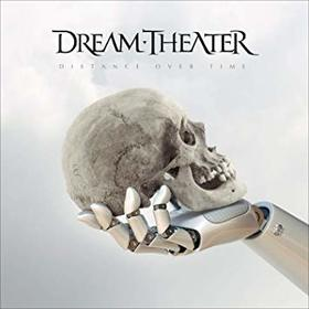 Dream Theater - DISTANCE OVER TIME CD DREAM THEATER
