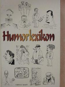 Alpár Ágnes - Humorlexikon [antikvár]