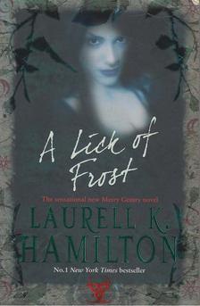 Laurell K Hamilton - A Lick of Frost [antikvár]