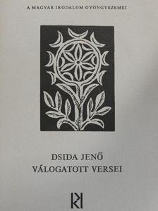Dsida Jenő - Dsida Jenő válogatott versei [antikvár]