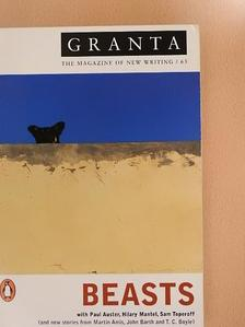 Deborah Levy - Granta - The Magazine of New Writing 63, Autumn 1998 [antikvár]