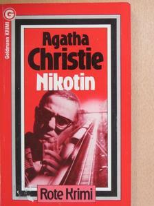 Agatha Christie - Nikotin [antikvár]