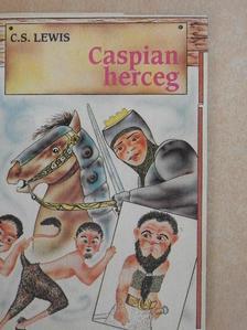 C. S. Lewis - Caspian herceg [antikvár]
