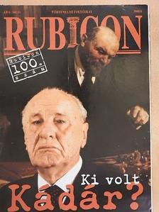 Kopátsy Sándor - Rubicon 2000/6. [antikvár]