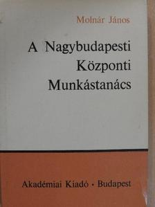 Molnár János - A Nagybudapesti Központi Munkástanács [antikvár]