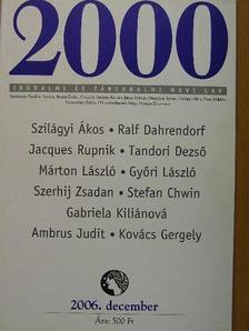 Ambrus Judit - 2000 2006. december [antikvár]