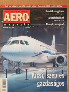 Csáki Imre - Aero Magazin 2002. április [antikvár]