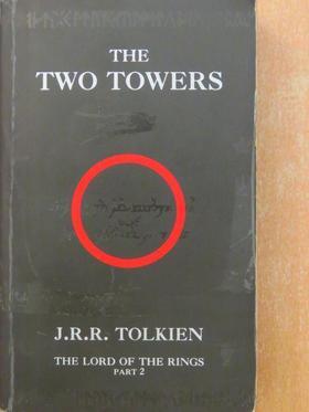 J. R. R. Tolkien - The Lord of the Rings II. [antikvár]