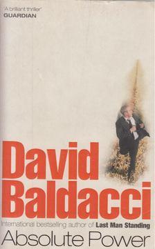 David BALDACCI - Absolute Power [antikvár]