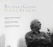 BRAHMS... - RICHARD GOODE PLAYS BRAHMS CD