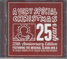 A VERY SPECIAL CHRISTMAS 25 YEARS 2CD
