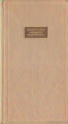 Vas István - Angol és amerikai költők [antikvár]