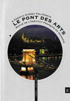 Ádám Péter - Le pont des Arts 1995/2 [antikvár]