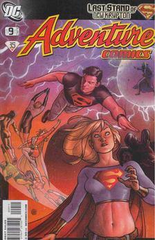 Robinson, James, Moore, Travis - Adventure Comics 9. / Adventure Comics 512. [antikvár]