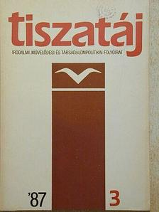 Balló László - Tiszatáj 1987. március [antikvár]
