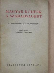 Ábrányi Emil - Magyar költők a szabadságért [antikvár]