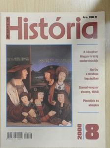 Csukovits Enikő - História 2000/8. [antikvár]