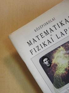 Bogdán Zoltán - Középiskolai matematikai és fizikai lapok 2001. szeptember [antikvár]