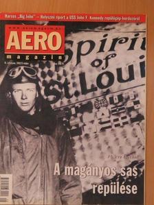 Csáki Imre - Aero Magazin 2002. május [antikvár]