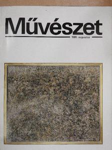 Beke László - Művészet 1986. augusztus [antikvár]