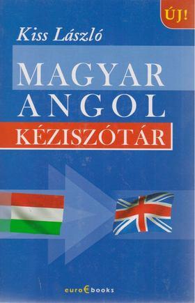 Kiss László - Magyar-angol kéziszótár [antikvár]