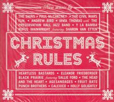 CHRISTMAS RULES CD