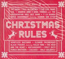 CHRISTMAS RULES CD