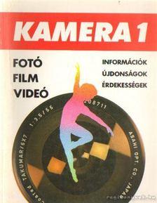 Dékán István - Kamera 1 [antikvár]