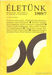 Pete György - Életünk 1989/7 [antikvár]