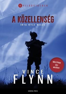 Vince Flynn - A közellenség [eKönyv: epub, mobi]
