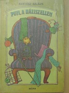 Kertész Balázs - Pufi, a háziszellem [antikvár]