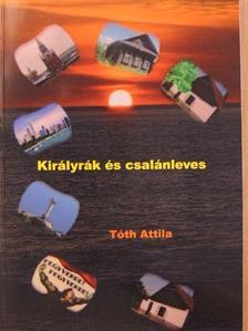 Tóth Attila - Királyrák és csalánleves [antikvár]