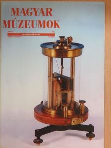 Balázs György - Magyar Múzeumok 2003. ősz [antikvár]
