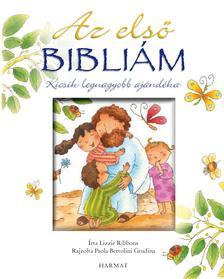 Lizzie Ribbons - Az első Bibliám - Kicsik legnagyobb ajándéka