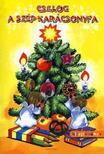 Csillog a szép karácsonyfa - Kifestőkönyv