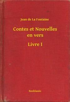 Jean de La Fontaine - Contes et Nouvelles en vers - Livre I [eKönyv: epub, mobi]