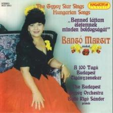 100 tagú cigányzenekar, Bangó Margit - The Gypsy Star Sings - CD -