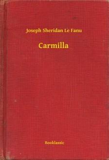 Fanu Joseph Sheridan Le - Carmilla [eKönyv: epub, mobi]