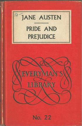 Jane Austen - Pride and Prejudice [antikvár]