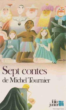 Michel Tournier - Sept contes [antikvár]