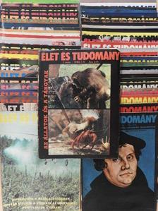 Bizám György - Élet és Tudomány 1980. január-december [antikvár]