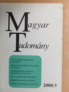 Donáth Tibor - Magyar Tudomány 2000. március [antikvár]