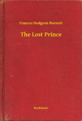 Frances Hodgson Burnett - The Lost Prince [eKönyv: epub, mobi]