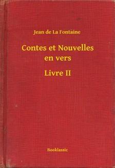 Jean de La Fontaine - Contes et Nouvelles en vers - Livre II [eKönyv: epub, mobi]