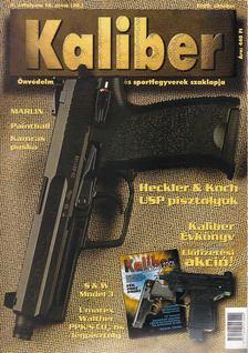 Kalmár Zoltán - Kaliber 2000. október [antikvár]