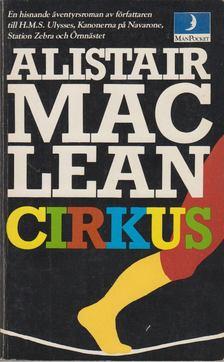 Alistair MacLean - Cirkus [antikvár]