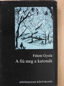 Fekete Gyula - A fiú meg a katonák [antikvár]